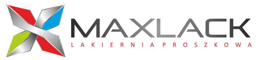 Logo firmy MaxLack Lakiernia Proszkowa